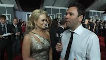 53rd Grammy Awards - Miranda Lambert Interview