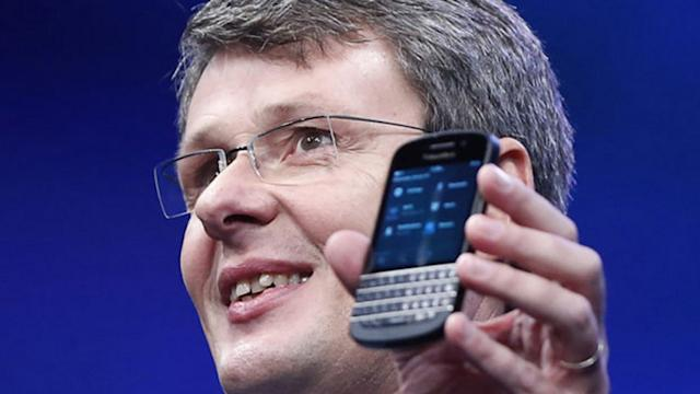 Make or break day for Blackberry