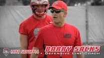 Coach Barry Sacks Mic'd Up