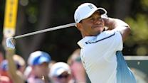 2014 British Open: Tiger Woods Round 1 recap