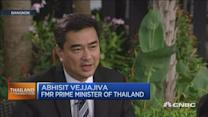 Ex-Thai PM: Time to end constitutional debate