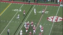 11/02/2013 Auburn vs Arkansas Football Highlights