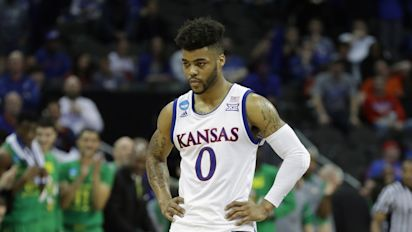 Gone too soon: Kansas falls short again