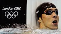 What will be going through Phelps' head during last race?
