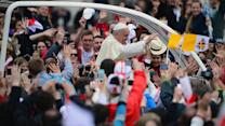 Papal Canonizations: Scenes from Vatican Ceremony
