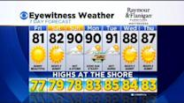 Kathy's Thursday Evening Forecast At 11 PM: August 28, 2014