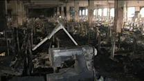 Bangladesh Garment Factory Fire Leaves 112 Dead