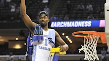 Behind North Carolina's difference-maker is a proud father who pushes him
