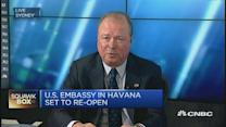 Stoler: Restoration of US-Cuba ties is positive