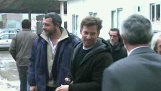 NBC: Richard Engel, production crew released in Syria