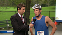 Celebrity Ironman with Lance Armstrong