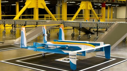 Amazon's Drones Are Inching Closer to Reality