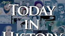 Today in History for Saturday, February 16th