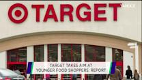 Target revamps groceries for millennials