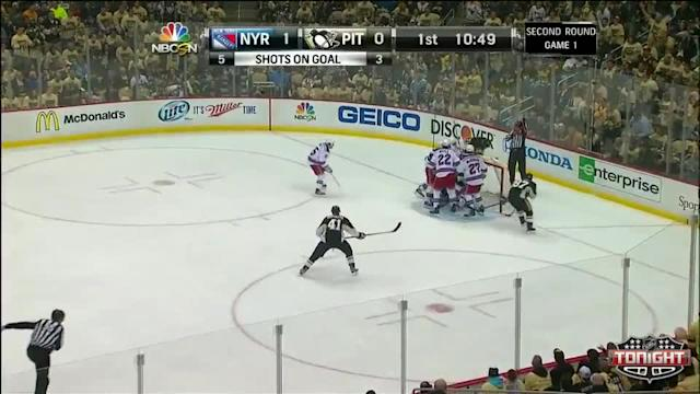 NY Rangers Rangers at Pittsburgh Penguins - 05/02/2014