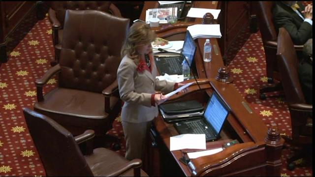 RAW: Debate on the Senate floor abut medical marijuana bill