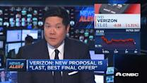 Verizon to strikers: New proposal is 'last, best final of...