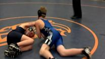Student With Cerebral Palsy Wins Wrestling Match