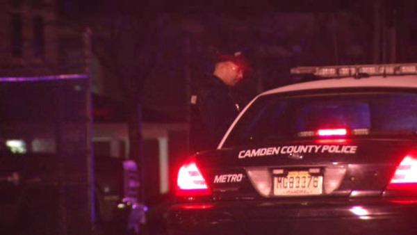 18-year-old male shot in the head in Camden