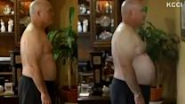 Man loses weight eating McDonald's-only diet