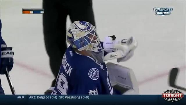 Philadelphia Flyers at Tampa Bay Lightning - 04/10/2014