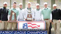 Loyola wins 2014 Patriot League Men's Golf Championship