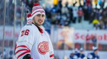 Blackhawks snag Tomas Jurco in rare trade with Red Wings