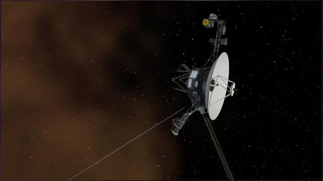 NASA: Voyager 1 Probe Has Left The Solar System
