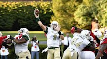 Charlotte QB Kevin Olsen charged with rape