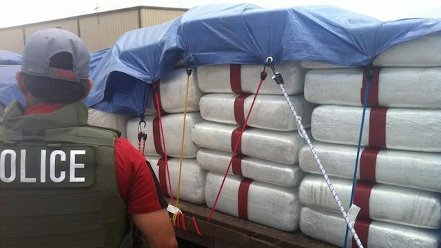Massive drug bust conducted in Harris County