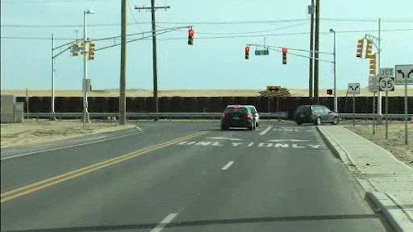 Sandy-damaged Route 35 rebuild will take 2 years