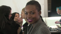 Winter Runway Beauty Starts at Home