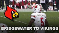 Teddy Bridgewater Selected 32nd Overall in the NFL Draft