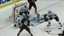 Alec Martinez robs Corey Perry in OT