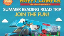 Kids' Summer Reading Adventure Starts Now With The 2017 Scholastic Summer Reading Challenge And Reading Road Trip