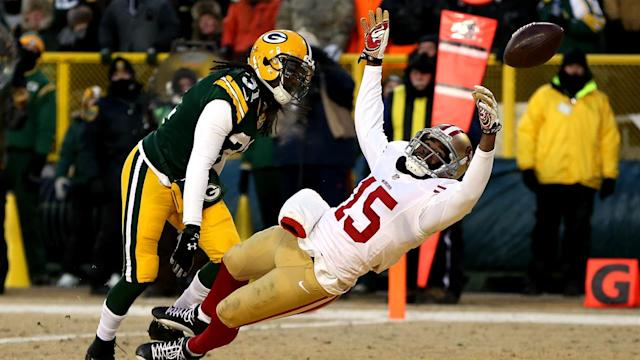 Should you stay away from Michael Crabtree?