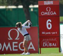 Ladies European Tour event suspended after on-course caddie death