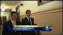 Former Mt. Lebanon teacher pleads guilty