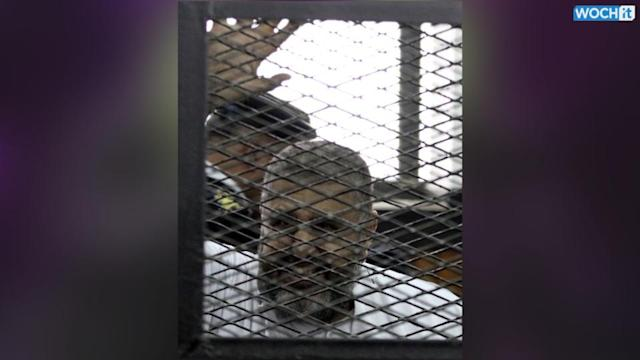Egypt Sends Mursi To Trial For Conspiring With Foreigners