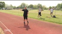 Just How Easy Is It To Throw A Javelin?