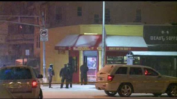 2 shot, 1 killed in bodega shooting