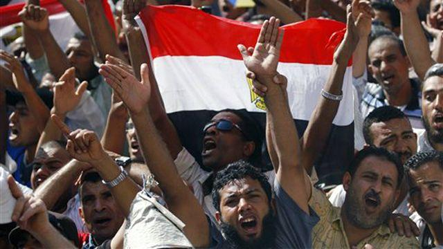 Muslim Brotherhood candidate wins Egyptian Election