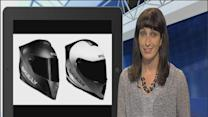 High-tech motorcycle helmet raises more than $1M on Indiegogo