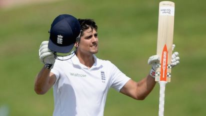 England - 171/4 at Stumps on Day 1 against South Africa
