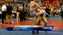 Local wrestler overwhelmed: See why it mattered so much
