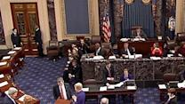 Raw: Senate Confirms Kerry Nomination