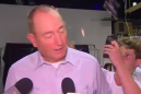 Teen eggs an Australian official after his racist reaction to the New Zealand shooting