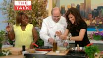 The Talk - Food Festival with Sal Scognamillo
