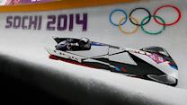 Team USA halfway to ending two-man bobsled drought