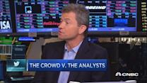 We want to be the market's Yelp: Vetr CEO